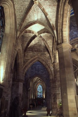 22. St Giles' Cathedral, Edinburgh, Scotland