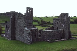 27. Fore Abbey, Westmeath, Ireland