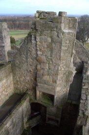 31. Craigmillar Castle, Edinburgh, Scotland