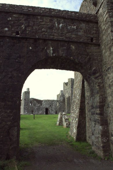 32. Fore Abbey, Westmeath, Ireland