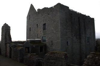 33. Craigmillar Castle, Edinburgh, Scotland