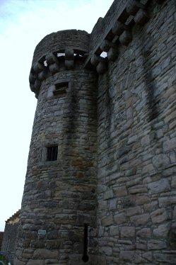 41. Craigmillar Castle, Edinburgh, Scotland