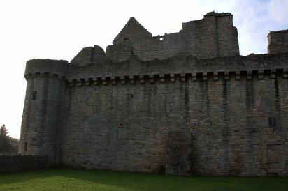 45. Craigmillar Castle, Edinburgh, Scotland