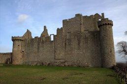 49. Craigmillar Castle, Edinburgh, Scotland