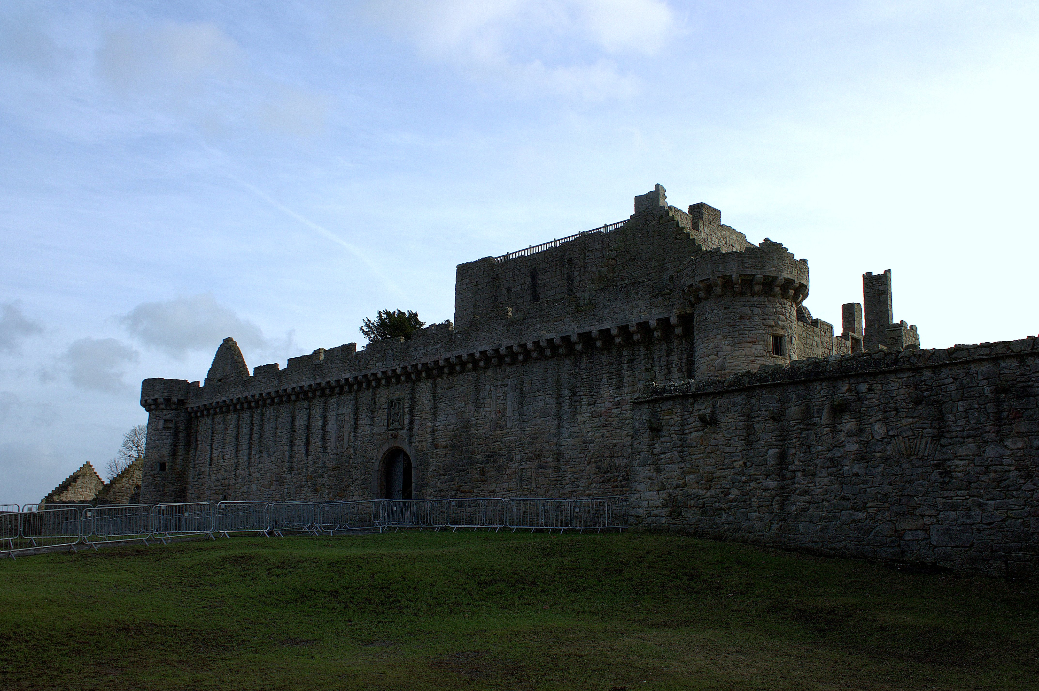 51. Craigmillar Castle, Edinburgh, Scotland