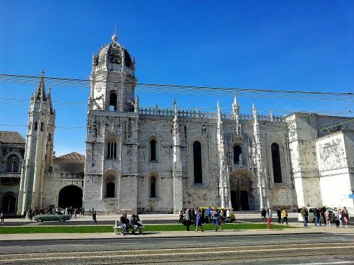 01. Jerónimos Monastery, Lisbon, Portugal