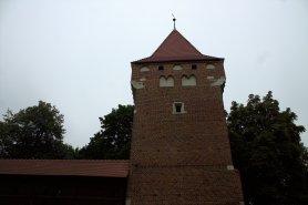 02. Barbican, Florian's Gate & City Walls, Krakow, Poland