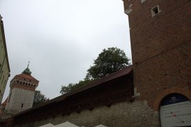 03. Barbican, Florian's Gate & City Walls, Krakow, Poland
