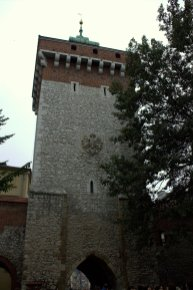 07. Barbican, Florian's Gate & City Walls, Krakow, Poland