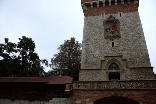 09. Barbican, Florian's Gate & City Walls, Krakow, Poland