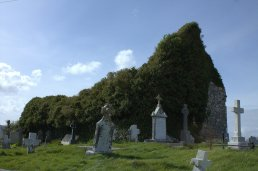 15. Drumcreehy Church, Clare, Ireland