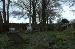 16. Rahan Monastic Site, Offaly, Ireland