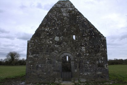 19. Rahan Monastic Site, Offaly, Ireland