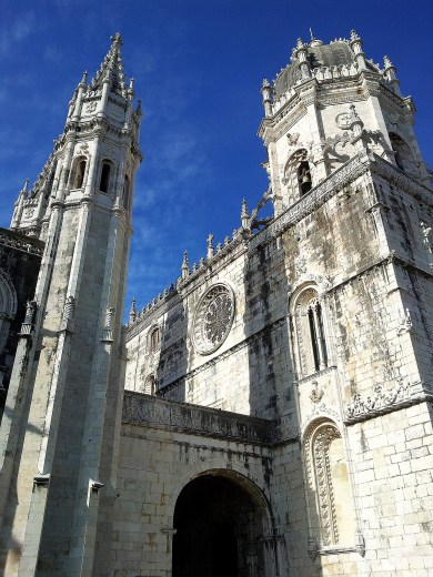 27. Jerónimos Monastery, Lisbon, Portugal