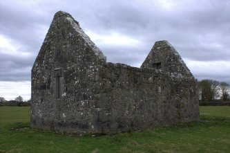 29. Rahan Monastic Site, Offaly, Ireland