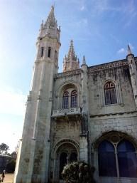 31. Jerónimos Monastery, Lisbon, Portugal