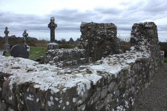 31. Rahan Monastic Site, Offaly, Ireland