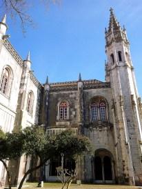 35. Jerónimos Monastery, Lisbon, Portugal