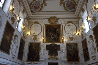 07. The Oratory of the Rosary of Saint Dominic, Palermo, Sicily, Italy