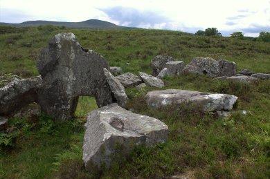 11. Corracloona Megalithic Tomb, Leitrim, Ireland