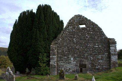 02. St Feichins Church, Westmeath, Ireland