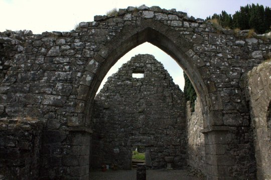 07. St Feichins Church, Westmeath, Ireland