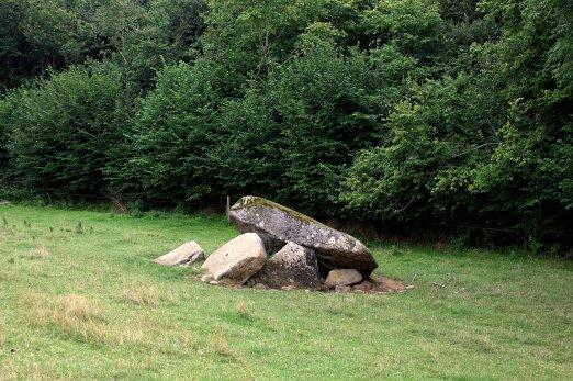 01. Kilgraney Portal Tomb, Carlow, Ireland