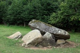 02. Kilgraney Portal Tomb, Carlow, Ireland