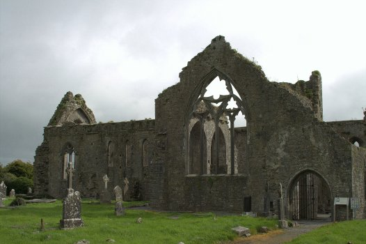 01. Athenry Priory, Galway, Ireland