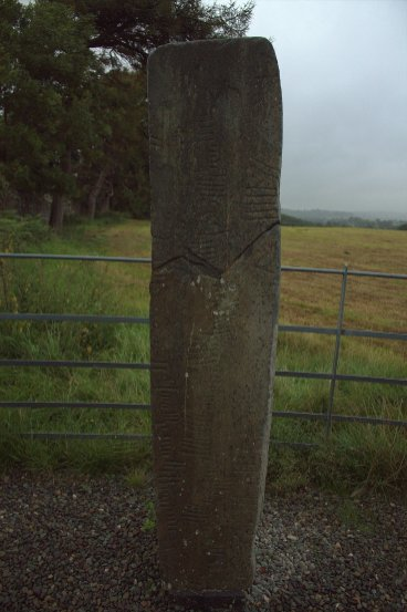 03. Dunloe Ogham Stones, Kerry, Ireland