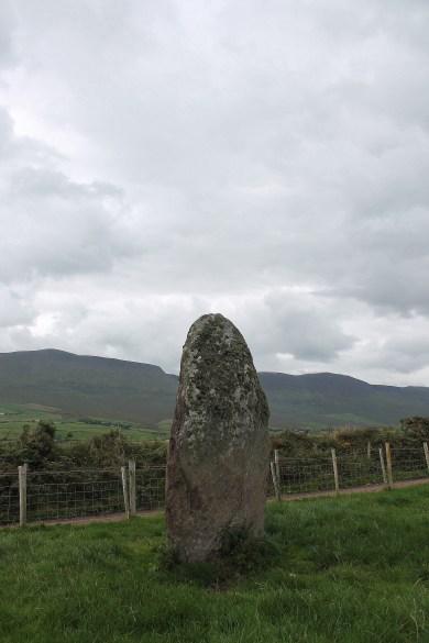 05. Ardamore Standing Stone, Kerry, Ireland
