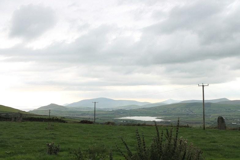 07. Ardamore Standing Stone, Kerry, Ireland
