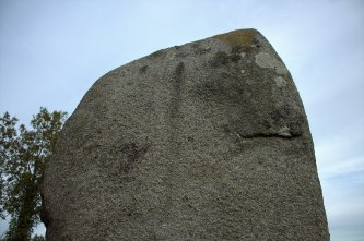 08. Barnmeen Standing Stone, Down, Ireland