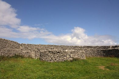 11. Dun Eochla, Inishmore, Galway, Ireland