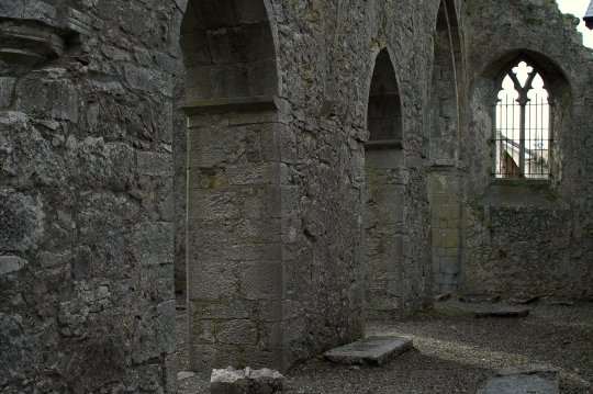 24. Athenry Priory, Galway, Ireland