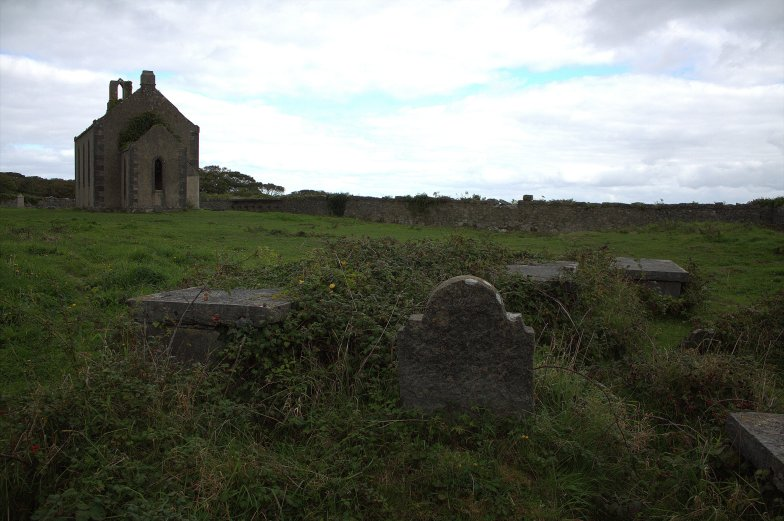 10. Church of St Thomas, Inishmore, Galway, Ireland