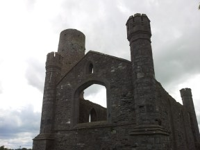12. Taghadoe Church and Round Tower
