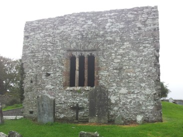02. Oughterard Round Tower & Church