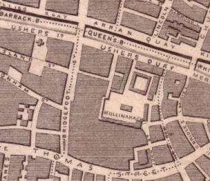 07. Dublin City Map 1836