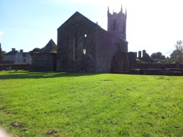 28. Baltinglass Abbey