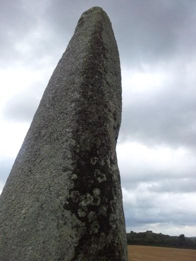 02. Craddockstown West Standing Stone