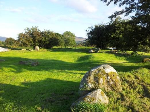 06. Castleruddery Stone Circle & Henge