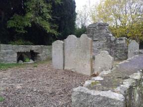 10. Bishop's Lane Burial Ground
