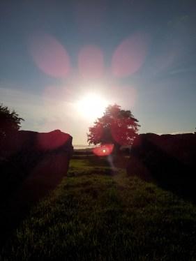 15. Castleruddery Stone Circle & Henge
