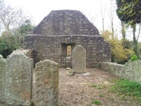 16. Bishop's Lane Burial Ground