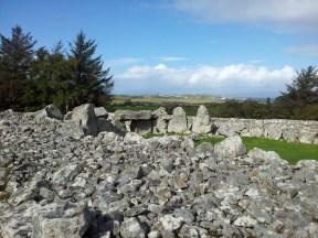 16. Creevykeel Court Tomb