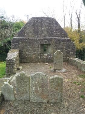 17. Bishop's Lane Burial Ground