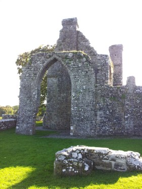 21. Bective Abbey, Co. Meath