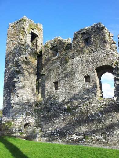 50. Bective Abbey, Co. Meath