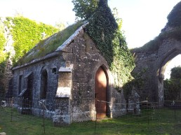 14. Tulsk Abbey & Cemetery, Co. Roscommon